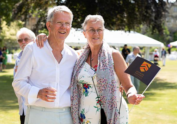 The 2018 Merton Society Garden Party - Photo: © Bertie Beor-Roberts (2014)