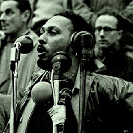 Stuart Hall - Photo: © The Open University, used under CC BY-NC-ND 2.0 license
